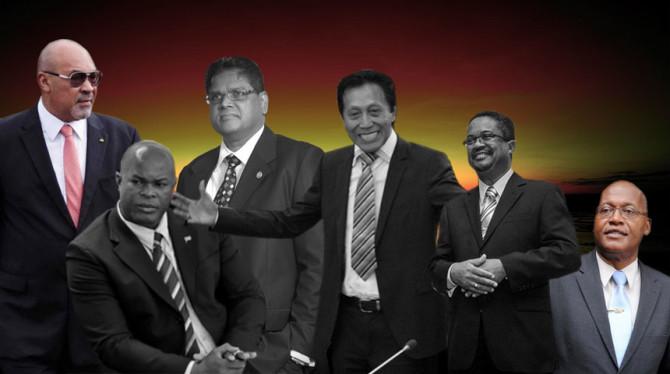 HET BEGIN VAN HET EINDE VAN ETNISCHE POLITIEK IN SURINAME