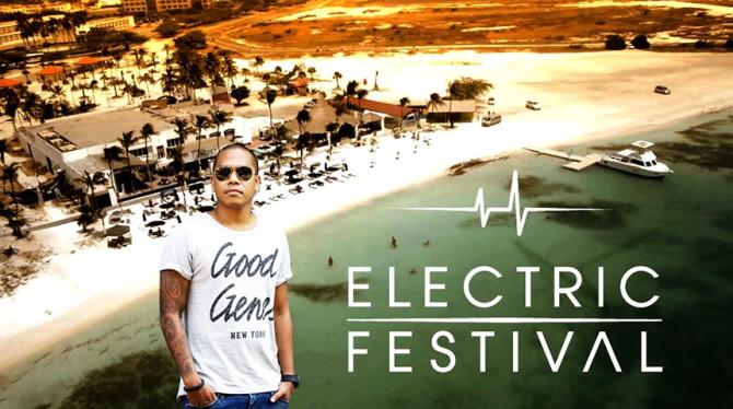 DERDE EDITIE ELECTRIC FESTIVAL ARUBA STAAT VOOR DE DEUR