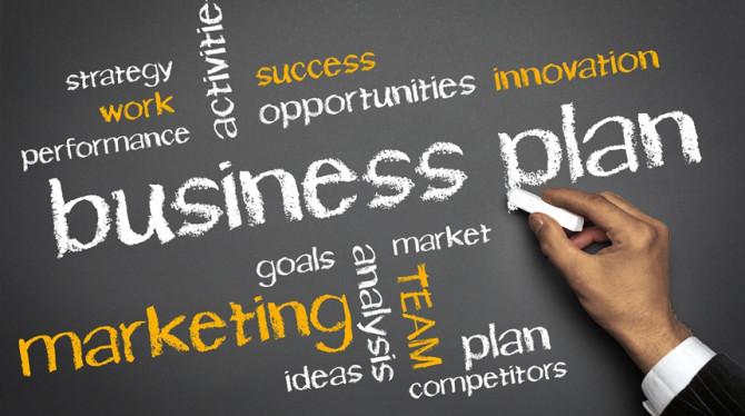 IN 5 STAPPEN NAAR DE EERSTE KLAS BUSINESS PLAN