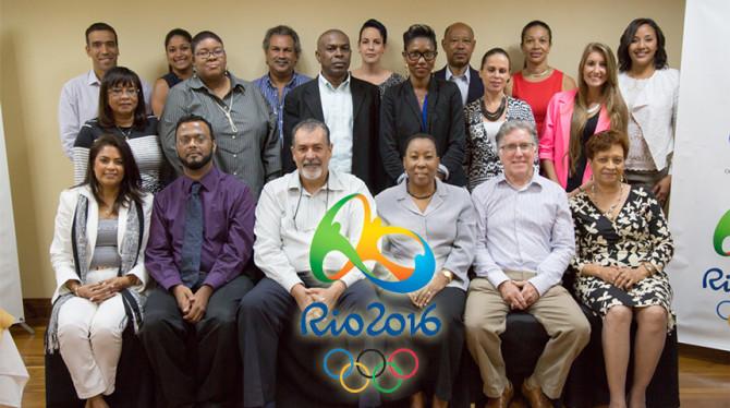 OLYMPISCHE SPELEN 2016 IN RIO BIEDT RECLAME MOGELIJKHEDEN VOOR IEDEREEN