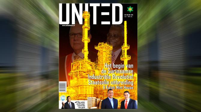 UNITED BUSINESS MAGAZINE IS WEER OP DE MARKT
