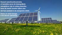 LATIJNS-AMERIKA AARZELT OVER HERNIEUWBARE ENERGIE