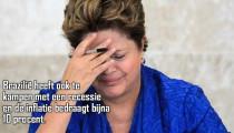 BRAZILAANSE REGERING GAAT 15 MILJARD EURO BESPAREN