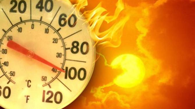 EL Niño VERANTWOORDELIJK VOOR EXTREME HITTE