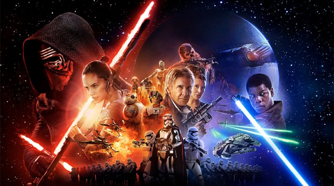 STARWARS BEKEKEN VANUIT HET ONDERNEMERSOOG  4 lessen die iedere ondernemer kan leren uit de laatste Star Wars film  The Force Awakens!.