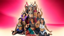 MINDBLOWING BELLY DANCE FUSION SPECTACLE