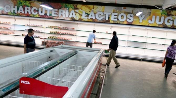 VENEZUELA OP DE RAND VAN DE ZELFVERNIETIGING