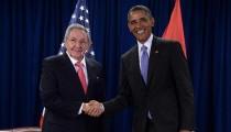 OBAMA BRENGT OP 21 EN 22 MAART EEN HISTORISCH BEZOEK AAN CUBA