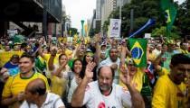 'BRAZILIE IS OUDE LEIDERSCHAP BEU'