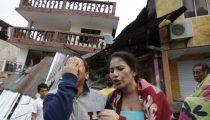 ECUADOR LAAT MILJONAIRS MEEBETALEN AAN HERSTEL NA AARDBEVING