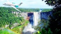 SURINAME'S FLY ALL WAYS HEEFT OFFICIEEL VLIEGRECHT GEKREGEN OP GUYANA