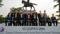 G7 BESPREKEN CRISIS IN OVERCAPACITEIT STAAL EN ALLUMINIUM