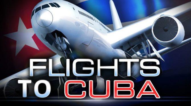 VS KEURT COMMERCIËLE VLUCHTEN GOED NAAR CUBA
