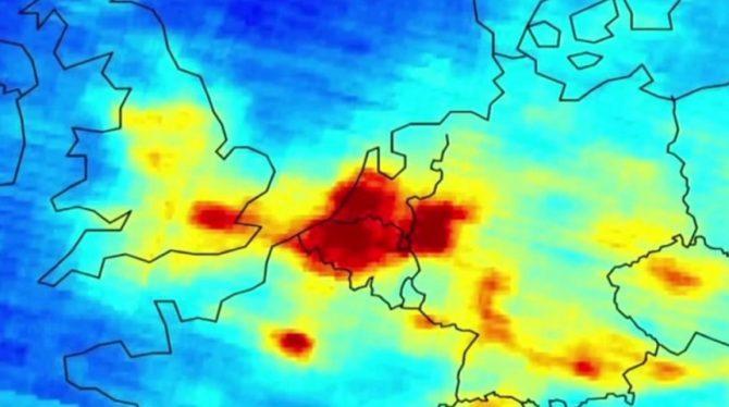 LUCHTVERVUILING NU GROOTSTE GEZONDHEIDSRISICO IN EUROPA