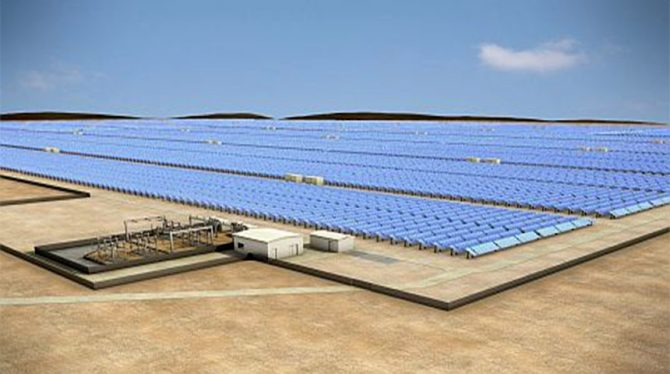 IN CHILI GROEIT ZONNE-ENERGIE ZO HARD DAT STROOM GRATIS WORDT WEGGEGEVEN