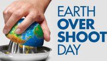 EARTH OVERSHOOT DAY: WE LEVEN ONBEWUST OP KREDIET