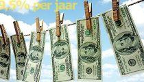 RENTEPERCENTAGES TUSSEN DE 5,5% EN 9,5 % PER JAAR MIDDELS BANKVRIJ FINANCIEREN
