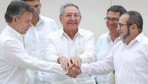 DE MOOISTE VAN ALLE OVERWINNINGEN: VREDE IN COLOMBIA
