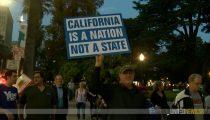 VELE INWONERS VAN CALIFORNIË WILLEN ZICH AFSCHEIDEN VAN DE VS