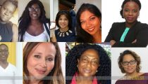 HET EERSTE INSPIRING LADIES OF COLOR SPEAKING EVENT
