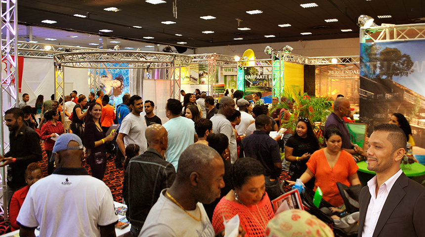 31 MARCH 2017-BIGGEST TRADE AND BUSINESS FAIR IN SURINAME