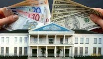MONETAIRE RESERVE RUIM USD 400 MILJOEN