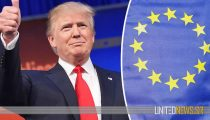 WAAROM DONALD TRUMP EN HARDCORE BREXITEERS DE EU GRAAG ZIEN VERDWIJNEN