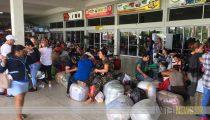 CUBAANSE SHOPPERS GEVEN GEMIDDELD 2500U$ UIT IN GUYANA