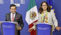 EU DEELT EEN PRIK UIT AAN TRUMP DOOR EEN VRIJHANDELSZONE MET MEXICO TE INITIËREN