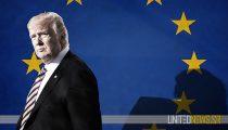 EU IS DOODSBENAUWD VOOR TRUMP