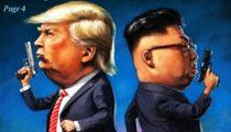 VS MATIGT TOON MAAR VERSCHERPT SANCTIES TEGEN NOORD-KOREA