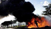 BRAZILIAANS LEGER MOET OVERHEIDSGEBOUWEN BESCHERMEN NA ZWARE RELLEN