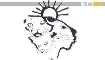 MOEDERDAG LAUNCH ARTSY T-SHIRT STICHTING DIERENBESCHERMING SURINAME