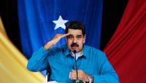 MADURO PROBEERT BEVOLKING TE PAAIEN MET VERHOGING VAN HET MINIMUMLOON