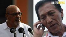 SOMOHARDJO WIL BESCHERMING VOOR BOUTERSE INDIEN HIJ AFTREEDT