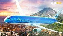 KLM VOERT VLUCHTEN NAAR COSTA RICA OP