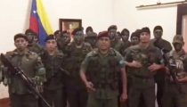 VENEZUELA:POGING TOT OPSTAND OP LEGERBASIS AFGESLAGEN