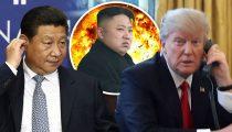 TRUMP BLAAST TOP MET KIM JONG-UN AF –GROTE KANS DAT OOK DE RELATIE MET CHINA VERZUURT