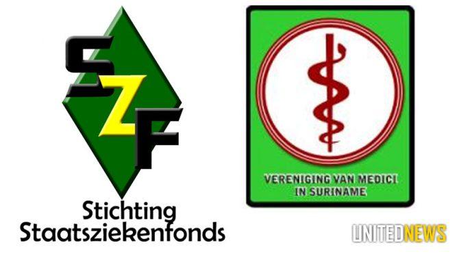 MEDICI DREIGEN SAMENWERKING MET SZF OP TE SCHORTEN