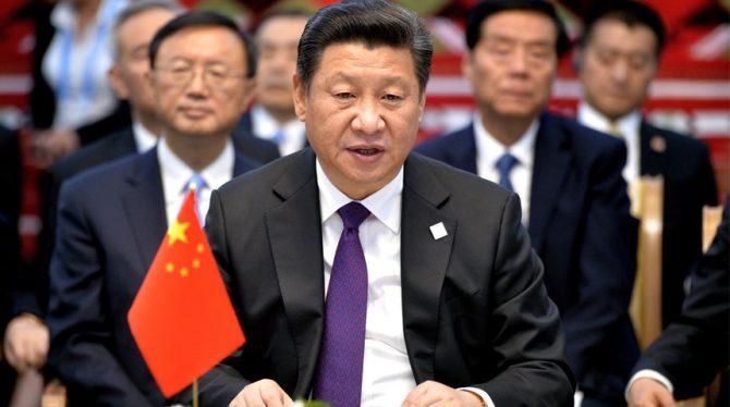 XI JINPING WIL CHINA NOG MACHTIGER MAKEN