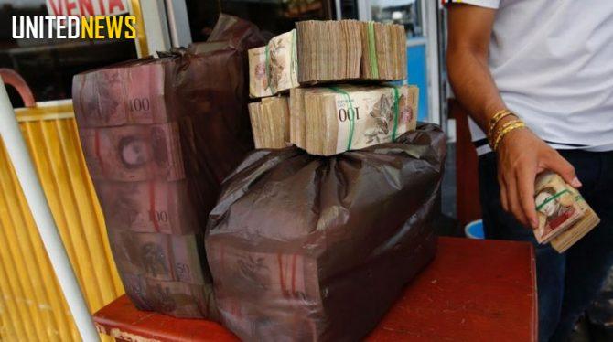VENEZUELA BEREIDT ZICH VOOR OP INFLATIE VAN 2.350%