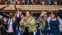 ZIMBABWAANSE PRESIDENT MUGABE AFGETREDEN