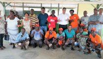 VHP INSTALEERT CLUSTERKERN IN HET MATAWAI GEBIED