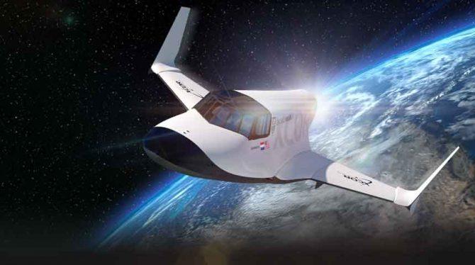 RUIMTEREISBEDRIJF XCOR AEROSPACE IS FALLIET