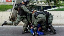VENEZUELA GEBRUIKT SYSTEMATISCH EXTREEM GEWELD TEGEN DEMONSTRANTEN