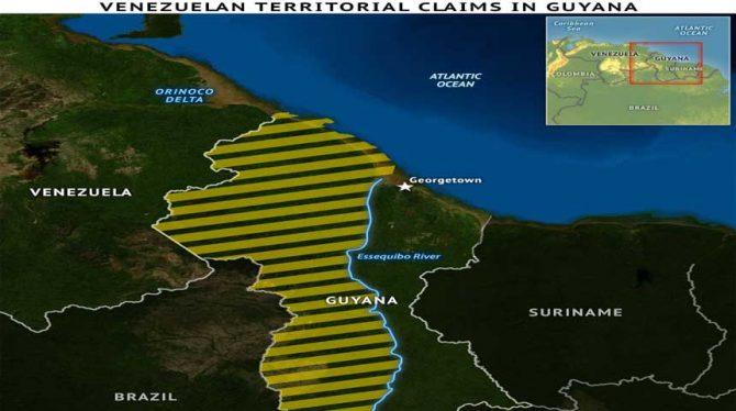 GUYANA AWAITS NEXT MOVE IN BORDER DISPUTE WITH VENEZUELA