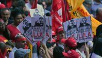 BRAZILIAANSE EX-PRESIDENT LULA MOET TOCH DE GEVANGENIS IN