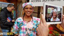 MARSHA MORMON: VEEL VAKANTIEGANGERS KOMEN OM TE FIETSEN