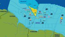GUYANA/SURINAME EXPLORE JOINT O&G SHORE BASE FACILITY