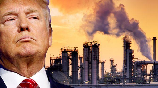 AMERIKAANSE CO2-UITSTOOT DAALDE TIJDENS EERSTE JAAR TRUMP